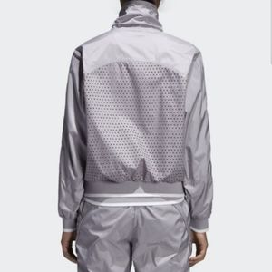 Adidas Stella McCartney Gray Barricade Jacket